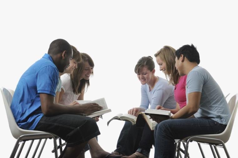 jóvenes biblia